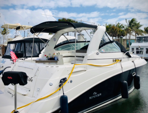 Why You Should Get a Custom Bimini Top for Your Boat