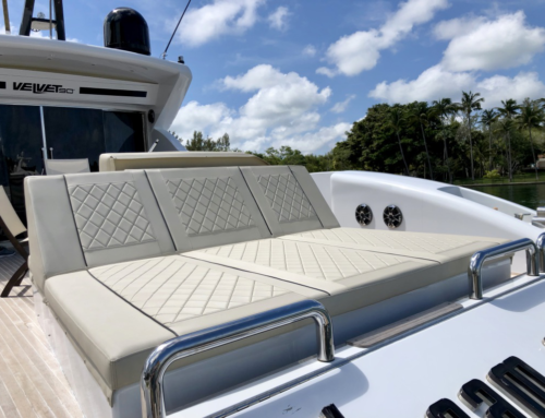 Marine Upholstery Cleaning: The Dos and the Don'ts