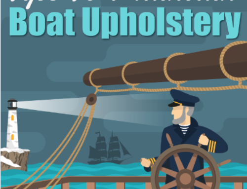 Tips To Maintain Boat Upholstery